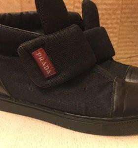 Ботинки Prada 38,5 оригинал