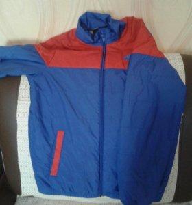 Куртка adidas осень