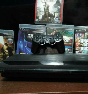 Sony play station3 500gb