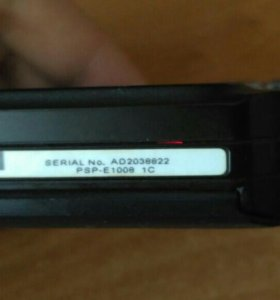 Продам PSP-E108