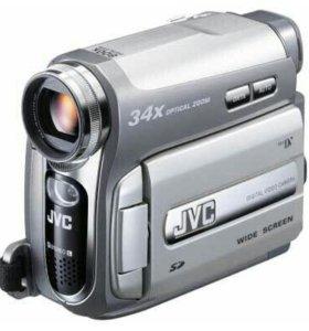 Видеокамера jvc gr-d740e