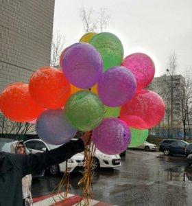 Гелиевые шарики, Шары с гелием