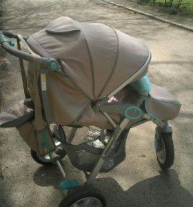 Продам коляску Happy Baby Neon sport