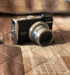 Фотоаппарат Canon SX 200