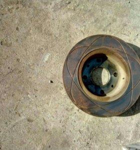 Тормозные диски lada sport 2108-2110