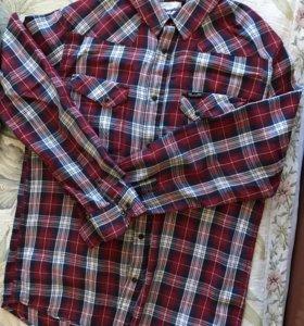 Рубашка wrangler размер M