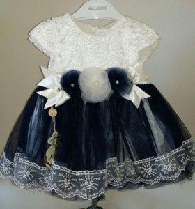 Новое красивое детское платье, Турция