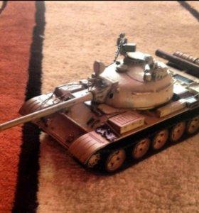 Модель Танка Т-54В