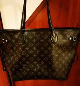 Сумка Louis Vuitton аутентичная оригинал с кодом