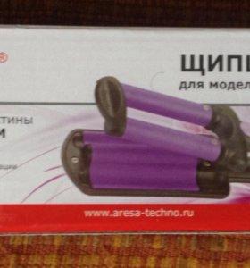 Керамические щипцы для волос.