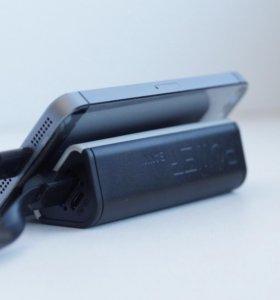 PowerBank подставка зарядка черная