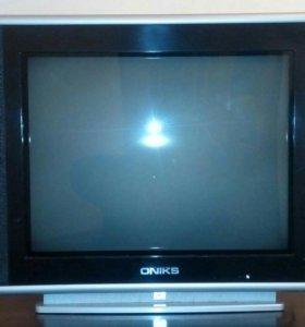 """Телевизор цветным изображением """" Oniks"""""""