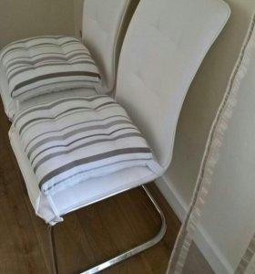 Подушки на стулья на заказ