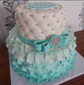 торты тортики