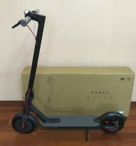 Новые Электросамокат Xiaomi Mijia Electric Scooter