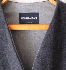 Пальто Giorgio Armani шерсть Италия XL