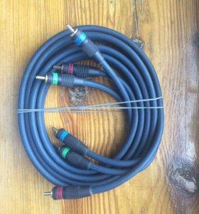 Аудио видео кабель