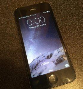 iPhone 5, 16Gb , black