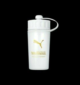 Бутылка для воды пума, бутылочка для спорта НОВАЯ