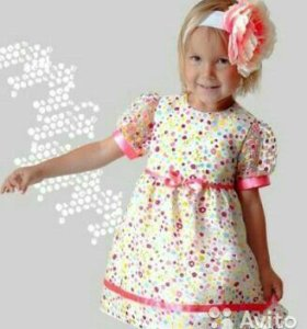 Красивое платье Карамелли