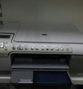 Принтер Hp Photosmart c5383
