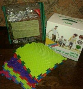 Орто коврики в подарочной коробке