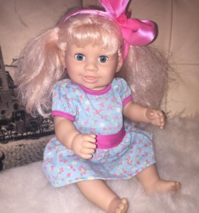 Кукла говорящая,40см