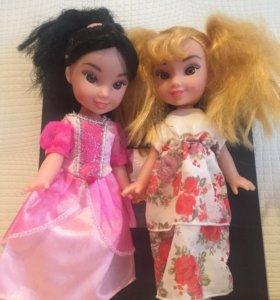 Куклы 34см.