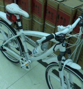 Велосипед городского типа на запчасти возможенторг