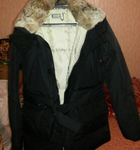 Куртка Зимняя Пуховик Мужская, р.50-52, Италия