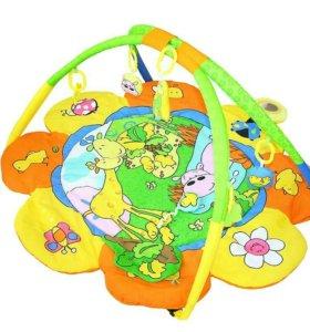 Детский коврик для новорожденных