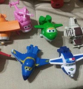 Супер крылья самолеты