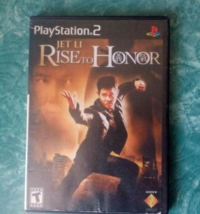 Rise to Honor (игра для PlayStation 2)