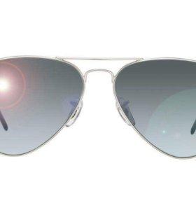 Солнцезащитные очки ray ban aviator 3025