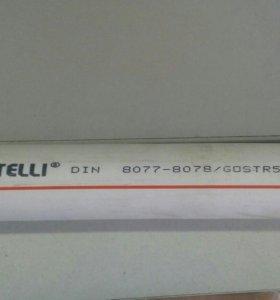 Труба полипропилен FRATELLI диаметр 20 мм
