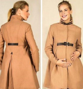 Новое пальто для беременных