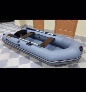 Лодка ПВХ 2800 муссон 2016