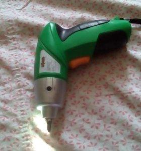 Шурупеверт пистолет