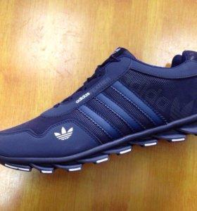 Adidas Feather . Blue. Новые.