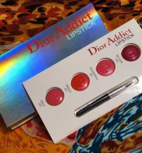 Палетка помад Dior Addict Lipstick