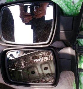 Боковые зеркала Лада гранта