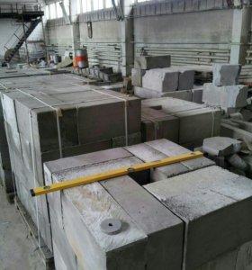 Газобетонные стеновые блоки
