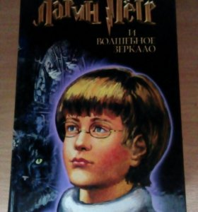 Книга Ларин Петр и волшебное зеркало