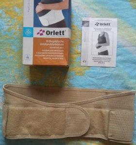 Бандаж Orlett для беременных,до- и послеродовый, M