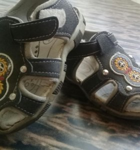 сандали 150р.