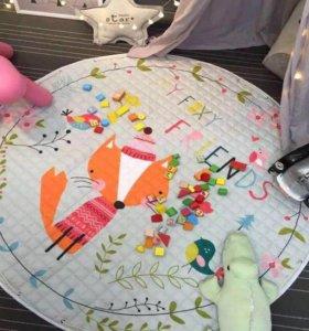 Детский коврик-мешок