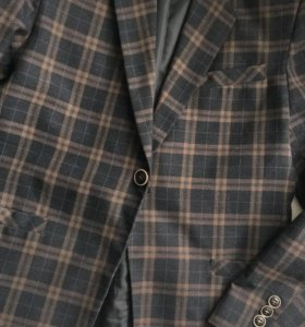 Пиджак школьный для мальчика р.152-158