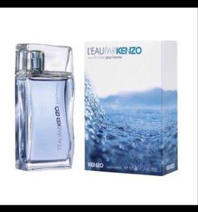 """Kenzo """"L`Eau Par Pour Homme"""" 50 ml."""