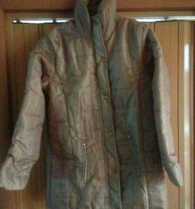Куртка тонкая,весенняя, женская