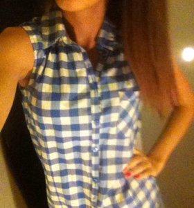 Рубашка Bershka ( не одевала)